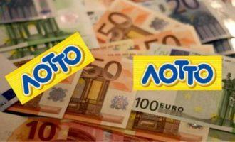 Ο πρώτος μεγάλος νικητής του ΛΟΤΤΟ για το 2019 – Πόσα κέρδισε με 3 ευρώ
