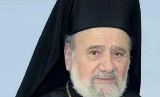 Εκοιμήθη ο Αρχιεπίσκοπος Αυστραλίας Στυλιανός Χαρκιανάκης