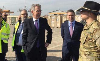 Τζέφρι Πάιατ: Η Θεσσαλονίκη αποκαθίσταται στον ιστορικό της ρόλο ως πρωτεύουσας των Βαλκανίων