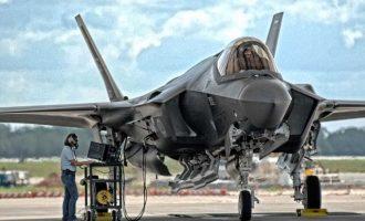 Ξεκινά η διαδικασία απομάκρυνσης της Τουρκίας από το πρόγραμμα των F-35