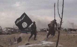 Η Ελλάδα συνεισφέρει στην ομαλοποίηση περιοχών που απελευθερώθηκαν από το Ισλαμικό Κράτος