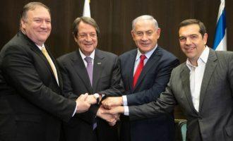Στην Ιερουσαλήμ «κλείδωσε» η συμμαχία που θα αλλάξει τον ρουν του δυτικού πολιτισμού