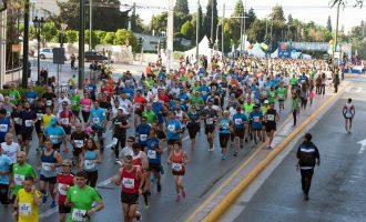 Ποιοί δρόμοι θα είναι κλειστοί την Κυριακή στην Αθήνα  για τον Ημιμαραθώνιο