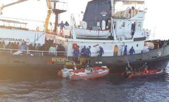 Κατασχέθηκε πλοίο ανθρωπιστικής οργάνωσης στην Ιταλία – Είχε διασώσει μετανάστες