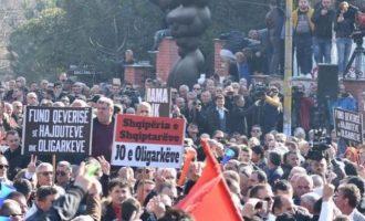Στην Αλβανία θέλει μεγάλη προσοχή – Στις 11 Μαΐου κάλεσμα σε εξέγερση