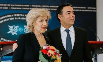 Στη Βόρεια Μακεδονία κατηγορούν τον Ντιμιτρόφ για «προδοσία»