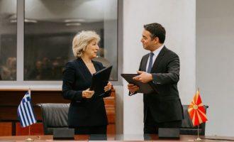 Ο Ντιμιτρόφ ήταν σαφής – «Η γλώσσα μας δεν έχει καμία σχέση με τους Έλληνες Μακεδόνες»