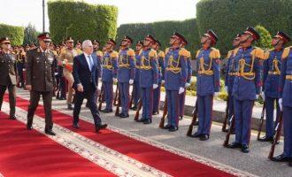Επίσημη επίσκεψη Αποστολάκη στους συμμάχους μας στην Αίγυπτο – Οι στρατοί μας μια γροθιά