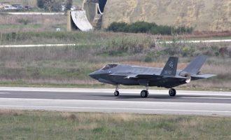 Ξεκινά η αεροπορική άσκηση «Ηνίοχος» – Θα λάβουν μέρος μαχητικά από ΗΠΑ, Ισραήλ και Ιταλία