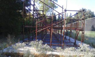 Αναβαθμίζεται το γήπεδο Εδέσσης στο Μπαρουτάδικο στον Δήμο Αιγάλεω