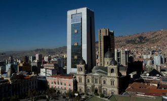 Η ΝΔ διέδωσε «fake news» ότι το κυβερνητικό μέγαρο της Βολιβίας είναι το σπίτι του Μοράλες