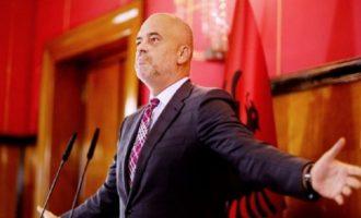Αλβανία: Ο Ράμα ανοίγει τον φάκελο «ΜΑΒΗ» για να εκβιάσει την Ελλάδα