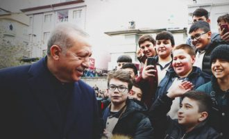 Του «ξέφυγε» του Ερντογάν: Οι Πόντιοι (που ζουν σήμερα στον Πόντο) δεν είναι Τούρκοι