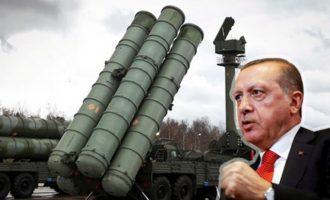 Ερντογάν: Οι S-400 «τελειωμένη συμφωνία» – Θα συμπαράγω τους S-500 – Θα πάρω και F-35