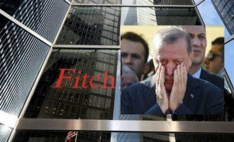 «Χαστούκι» Fitch σε Τουρκία: Σε ύφεση η οικονομία της το 2019