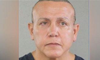 Ένοχος ο πρώην στρίπερ για τα τρομοδέματα που έστειλε σε διάσημους επικριτές του Τραμπ