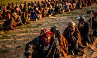 Εάν η Τουρκία εισβάλει στη βόρεια Συρία 15.000 αιχμάλωτοι τζιχαντιστές θα απελευθερωθούν
