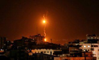 Πυραυλική επίθεση στο Ισραήλ από τη Γάζα – Την εντολή έδωσε ο Ερντογάν;