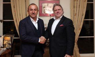 Όταν συναντήθηκαν Κατρούγκαλος- Τσαβούσογλου οι Τούρκοι δεν έκαναν ούτε μία παραβίαση