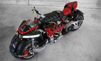 Ιπτάμενη μοτοσικλέτα από τη Lazareth – Πόσο πωλείται (βίντεο)