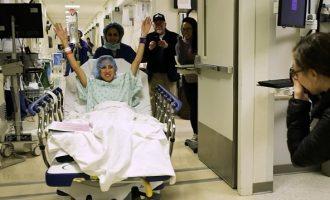 Για πρώτη φορά στον κόσμο έγινε μεταμόσχευση νεφρού από οροθετική σε οροθετικό