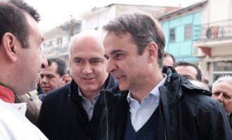 Γκάφα Μητσοτάκη: Εξήγγειλε έργο στη Θράκη που η κυβέρνηση ήδη υλοποιεί