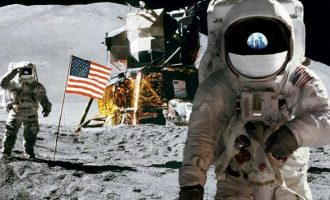 Η Αμερική παίζει δίχως αντίπαλο για την κατάκτηση της Σελήνης – Η Ρωσία δεν έχει λεφτά