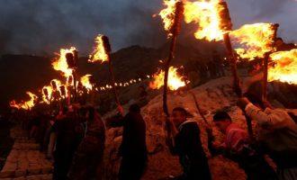 Ο Ερντογάν προσπαθεί να καλοπιάσει τους Κούρδους – Ευχήθηκε «Χαρούμενο Νεβρόζ»