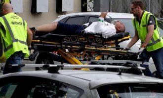 Πολύνεκρο μακελειό σε δύο τζαμιά στη Νέα Ζηλανδία – «Εκδίκηση των λευκών»