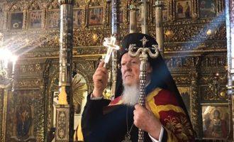 Με επιστολή του στον Αλβανίας Αναστάσιο ο Οικ. Πατριάρχης απαντά σχετικά με το ουκρανικό Αυτοκέφαλο