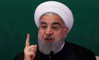 Ο πρόεδρος του Ιράν ζητά από τη νέα αμερικανική κυβέρνηση «να διορθώσει τα λάθη του προέδρου Τραμπ»
