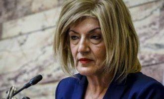 Αναγνωστοπούλου: «Πονάνε» τα μέτρα της Ε.Ε. εναντίον της Τουρκίας
