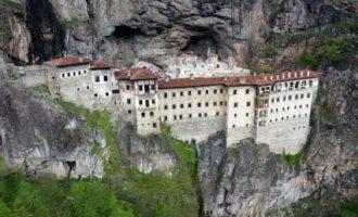Νέα πρόκληση: Η Τουρκία διεκδικεί κειμήλια της Παναγίας Σουμελά