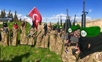 Η Τουρκία έστειλε πολεμοφόδια στους τζιχαντιστές στη βορειοδυτική Συρία
