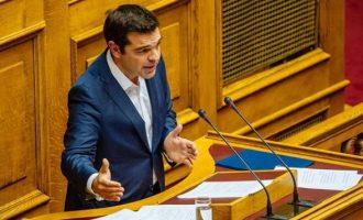 Τσίπρας: Δεν παίζουμε παιχνίδια με το Σύνταγμα – Κάνουμε μεταρρυθμιστικές τομές