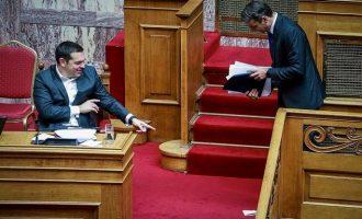 Χοντρή ρελάνς Τσίπρα: Ψήφο εμπιστοσύνης – Δεν θα περάσει ο αντιπερισπασμός Μητσοτάκη