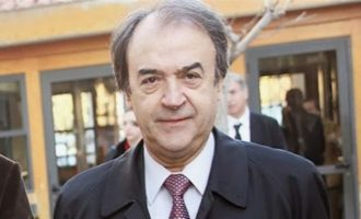 Tσοβόλας: Πολιτική η δίωξη Παπαγγελόπουλου