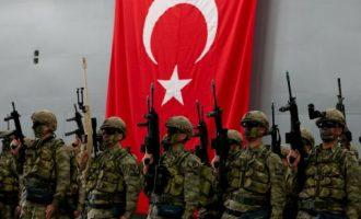 Ο Ερντογάν στέλνει γιατρούς στα σύνορα με τη Συρία – Προετοιμάζεται για εισβολή στο συριακό Κουρδιστάν