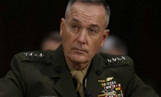 Τι είπε ο αρχηγός των αμερικανικών ένοπλων δυνάμεων για S-400 και Τουρκία