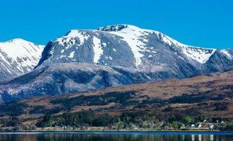Φονική χιονοστιβάδα σκότωσε δύο άτομα στη Σκωτία
