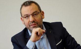 Χριστοφορίδης: Στο 5% η διαφορά ΝΔ-ΣΥΡΙΖΑ στις ευρωεκλογές σύμφωνα με έρευνα του  Ευρωκοινοβουλίου