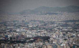 Καιρός: Αφρικανική σκόνη πάνω από τη χώρα και τη Μ. Πέμπτη – Που θα βρέξει