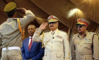 Λιβυκός Εθνικός Στρατός: Άκυρα τα μνημόνια Άγκυρας-Τρίπολης – Η Τουρκία ωθεί τη Μεσόγειο σε πόλεμο
