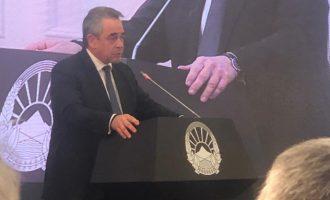Μίχαλος από Σκόπια: Να λύσουμε άμεσα όλα τα ζητήματα που θα ανακύψουν από την Συμφωνία των Πρεσπών