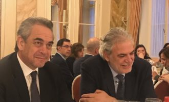 Συνάντηση Στυλιανίδη-Μίχαλου για τις οικονομικές επιπτώσεις των φυσικών καταστροφών
