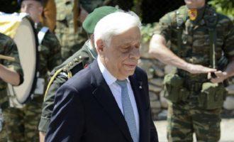 Ο Παυλόπουλος «απάντησε» στον Σημίτη: Απέναντι στην Τουρκία έχουμε δίπλα τους συμμάχους μας