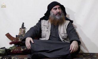 Ο Άμπου Μπακρ Αλ Μπαγκντάντι κρύβεται στη Συρία