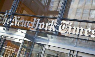 Γιατί οι New York Times ζήτησαν συγγνώμη (φωτο)