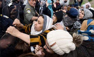 «Άσκηση αποσταθεροποίησης» σε Διαβατά και Αδριανούπολη με μετανάστες