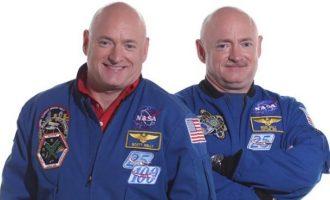 Ο αστροναύτης Σκοτ Κέλι μετά από ένα χρόνο στο διάστημα γύρισε ελαφρώς διαφορετικός